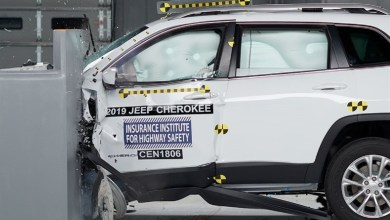 Photo of Jeep® Cherokee Earns Top Safety Pick Rating From IIHS: