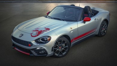 Photo of FIAT / Abarth Release New Graphics Package For 124 Spider Abarth: