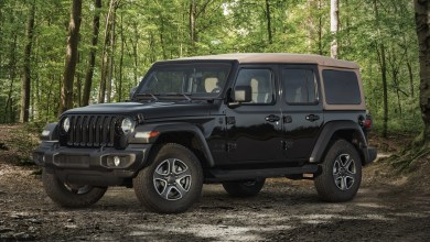 Photo of Jeep® Officially Releases Details On A Few New Special Edition Wranglers: