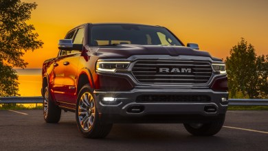 Photo of 2020 Ram 1500 Earns Top Safety Pick+ From IIHS: