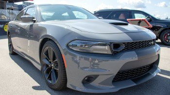 2019 Dodge Charger Scat Pack Stars & Stripes Edition. (MoparInsiders).