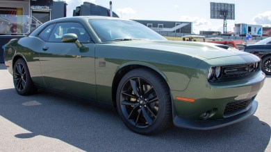 "Photo of Ordering Ending On Special ""Stars & Stripes"" Edition Charger & Challenger:"