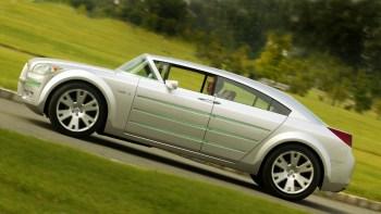 2001 Dodge Super8 HEMI Concept. (Dodge).