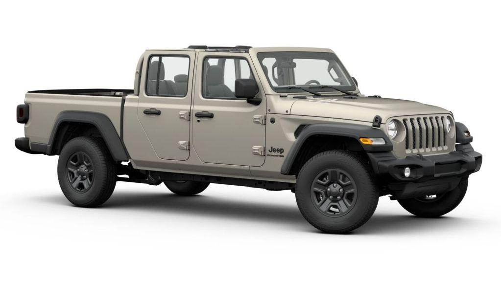 Dealers Can Now Order 2020 Jeep Gladiator Sport Models