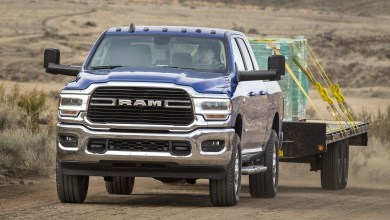 Photo of Ram Adds New Tech Package To Big Horn/Lone Star Heavy Duty Lineup: