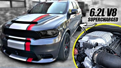 "Photo of ""Hellcat The World!"" – Custom Dodge Durango SRT Hellcat:"