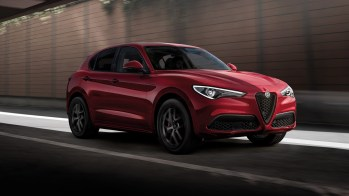 China-Spec 2020 Alfa Romeo Stelvio Veloce. (Alfa Romeo China).