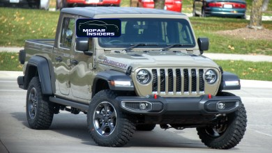 Photo of CAUGHT: 2020 Jeep® Gladiator Rubicon With Right-Hand-Drive: