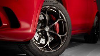 2020 Alfa Romeo Stelvio. (Alfa Romeo USA).