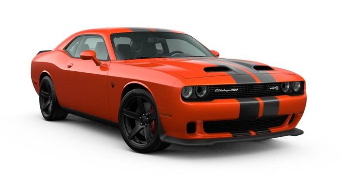 2020 Dodge Challenger SRT Hellcat. (Dodge).