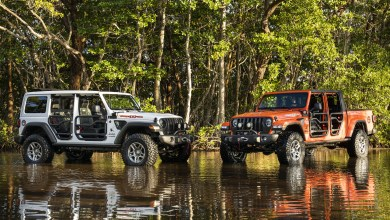 """Photo of Jeep® Introduces """"Three O Five"""" Editions Of Wrangler & Gladiator:"""