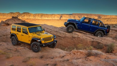 "Photo of 2020 Jeep® Wrangler EcoDiesel Wins FOUR WHEELER ""SUV Of The Year"":"