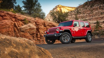 2020 Jeep® Wrangler Unlimited Sahara EcoDiesel. (Jeep).