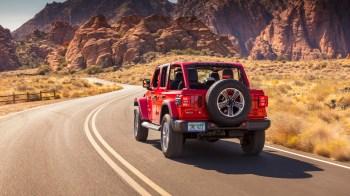 2020 Jeep® Wrangler Unlimited Sahara EcoDiesel. (Jeep).
