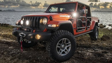 Photo of 2020 Jeep® Gladiator Named Best Off-Road Vehicle For 2019: