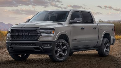 """Photo of Meet The New Limited-Production 2020 Ram 1500 """"Built To Serve"""" Edition:"""