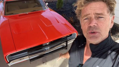 "Photo of John Schneider Tells Us The Five Most Common Things He Finds Wrong On ""General Lee"" Clones:"