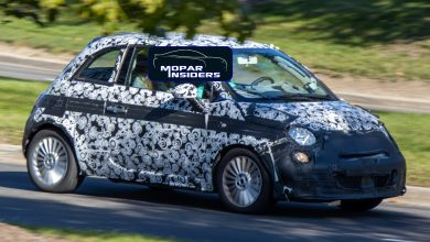 Photo of SPIED: 2020 Fiat 500 BEV Caught In Metro Detroit: