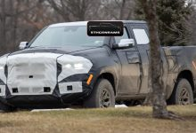 Photo of 2021 Ram Rebel TRX Spied For The First Time In Production Body: