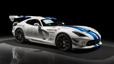 Photo of Ultra Rare Viper GTS-R Nürburgring Edition Hitting Auction Block At Barrett-Jackson:
