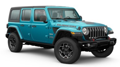 Photo of Meet The 2020 Jeep® Wrangler Rubicon Recon: