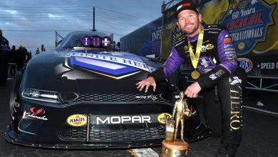 Photo of Beckman Wins 60th Annual NHRA Winternationals To Kick Off 2020 Season: