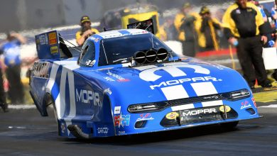 Photo of Hagan Goes #1 In Qualifying For NHRA Winternationals: