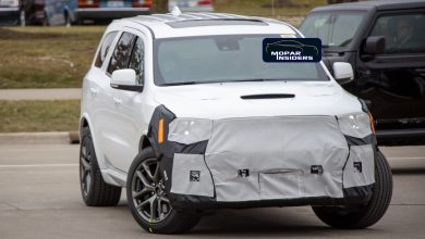 Photo of UPDATE: 2021 Dodge Durango Powertrain Updates: