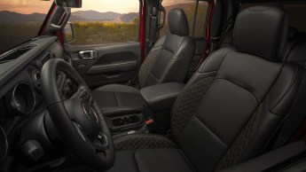 2020 Jeep® Gladiator High Altitude. (Jeep).