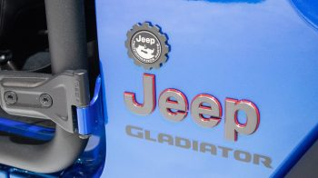 Mopar-Modified 2020 Jeep® Gladiator Rubicon. (MoparInsiders).