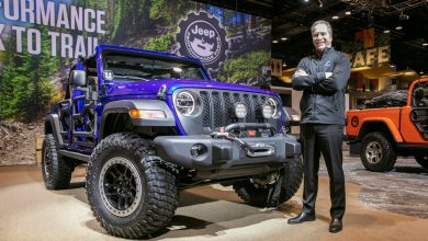 Photo of Mopar Releases Limited-Edition 2020 Jeep® Wrangler JPP 20 Vehicle: