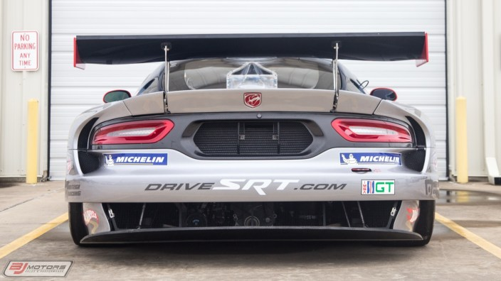 #91 2013 Dodge Viper GTS-R GT Race Car. (BJ Motors).