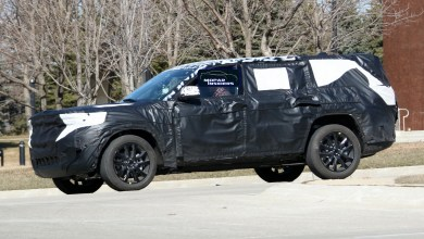 Photo of CAUGHT: We Look At The New Jeep® Grand Cherokee Three-Row: