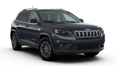 Photo of Jeep® Launches New Cherokee Latitude LUX Model: