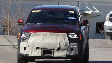 Photo of CAUGHT: 2021 Dodge Durango SRT Hellcat On The Street: