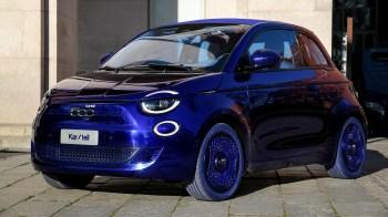 Fiat 500 Kartell Special Edition. (FIAT).