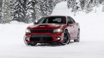 2020 Dodge Charger GT AWD. (Dodge).