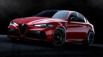 2020 Alfa Romeo Giulia GTA. (Alfa Romeo).