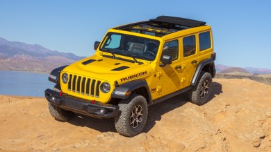 Photo of Jeep® Switches Up The Color Lineup For The Wrangler: