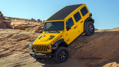 Photo of Head Of Jeep® Design Talks Electrified Wrangler: