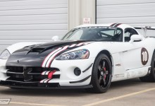 Photo of This Dodge Non-Street Legal Viper ACR-X Race Car Could Be Yours: