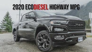 Photo of 2020 Ram 1500 EcoDiesel Highway MPG Loop: