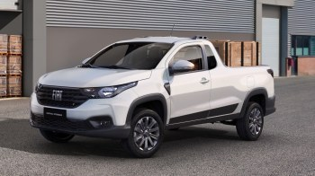 2021 Fiat Strada Freedom Single Cab. (FIAT).