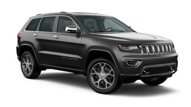 Photo of Jeep® Mexico Unleashes Its Grand Cherokee Overland As Limited Edition: