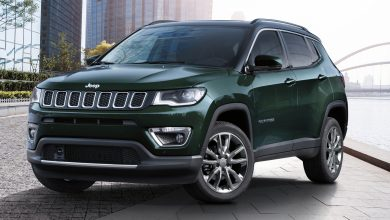Photo of New European-Built Jeep® Compass Gets A Lot Of New Goodies: