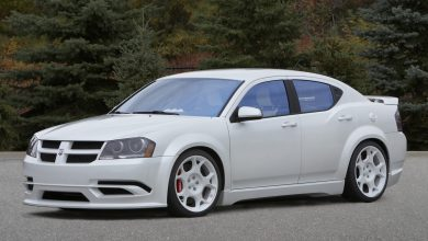 Photo of Inside Design: 2008 Dodge Avenger Stormtrooper Concept: