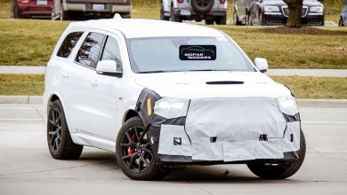 Photo of The 475 Horsepower Dodge Durango SRT Will Return For 2021 Model Year: