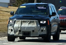 Photo of Refreshed 2021 Dodge Durango Coming In October?