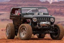 Photo of Inside Design: Jeep® Quicksand Concept – The Ultimate Sand Rod: