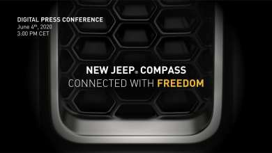 Photo of Updated 2021 Jeep® Compass To Make Official Debut On June 4th: